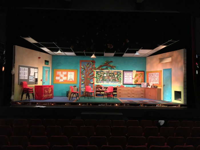 Set Dressing Overall
